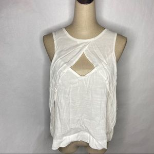NWT Free people linen top